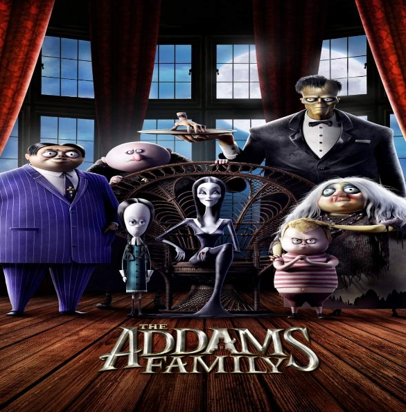 Download THE ADDAMS FAMILY TRANSFORMATION Videos 3gp, mp4